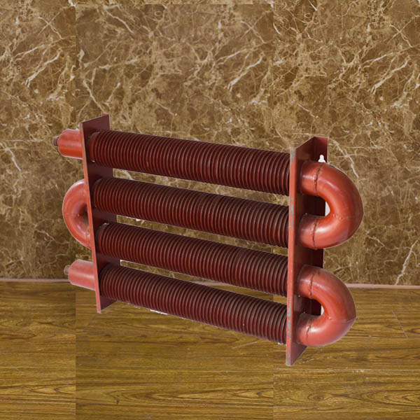 钢绕翅散热器2型参数/型号/图片