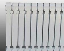柱翼780平面铸铁暖气片图