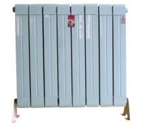 耐高温钢铝复合散热器80*80图片/参数/价格